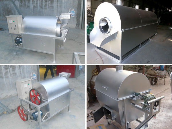 best quality peanut roasting machine