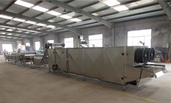 Multilayer food drying machine